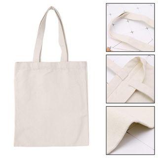 Canvas Shopping Bag Reusable Grocery Handbag Eco-Friendly Shopper Hot