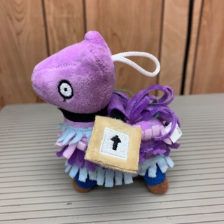 """Mini Fortnight Llama Plush Toy 4"""""""