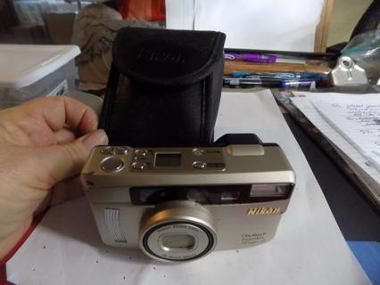 Nikon one touch zoom 90S Camera AF Quartz, date, zoom lens