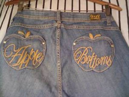 "Free: Brand New with Tags ""APPLE BOTTOM JEANS"" Nelly PLUS SIZE 22 ..."