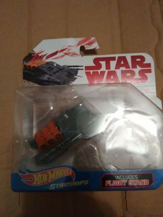 Star wars hot wheels imperial combat assault tank