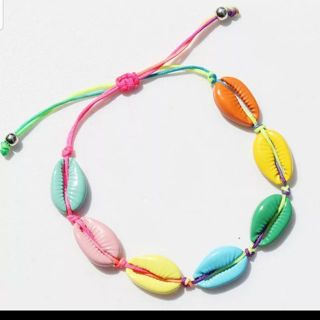 cowrie shells bracelet Adjustable colorful New