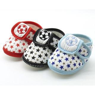Infant Baby Girls Boy Soft Sole Sneaker Cotton Warm Casual Flats Shoes Prewalker