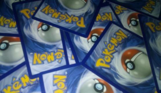 3 Mystery Pokemon Cards