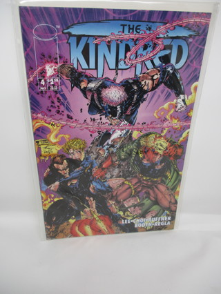 THE KINDRED #4