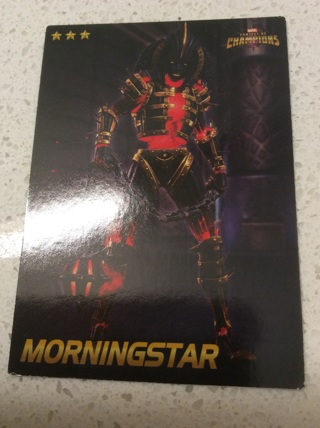 Morningstar (49/75)