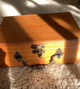 Mystery Box Auction - Guess what's in the box and I'll open it