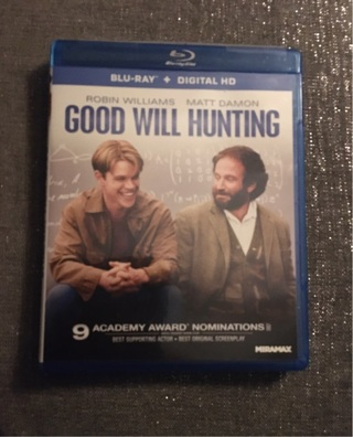 Good Will Hunting  ...Blu-Ray! ⭐️