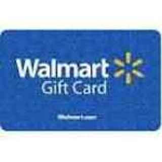 Walmart Gift Card  $10