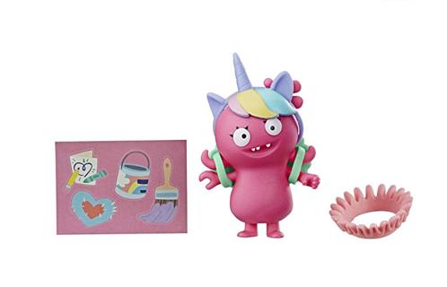 ⭐️⭐️⭐️⭐️Hasbro Uglydolls Surprise Disguise Fancy Fairy Figure & Accessories