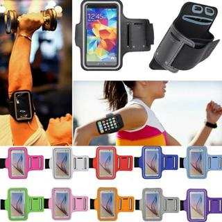 Sports Gym Jogging Running Arm Band Case Cover Holder For Samsung GalaxyS6 S5 S7