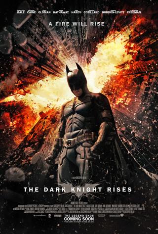 Batman The Dark Knight Rises Ultraviolet Blu-Ray Code