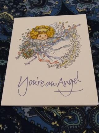 Notecards - Angel