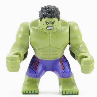 Free: New Hulk Minifigure Building Toy Custom Lego - Building Toys
