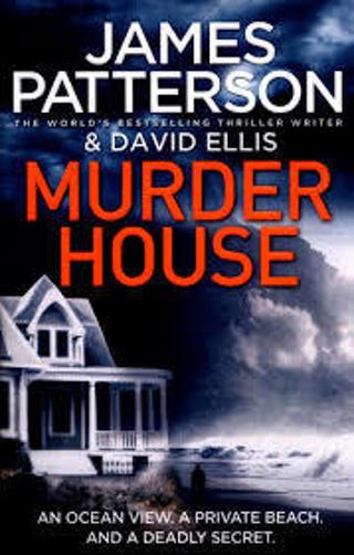 THE MURDER HOUSE byJames Patterson (Audiobook/CD) #LMB303DM