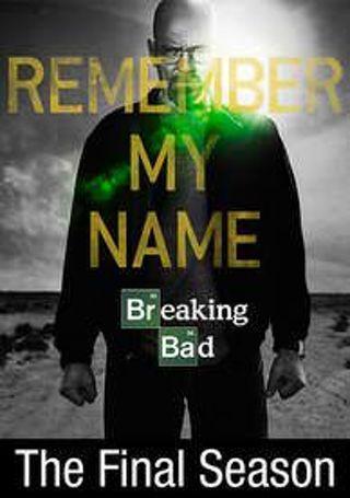 Breaking Bad The Final Season - Digital Code