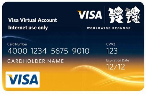 free visa virtual credit card - Free Visa Card