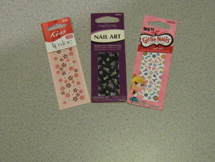 Super Cute Nail Art Decals!!