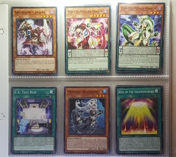 Lot Yu-Gi-Oh Yugioh Any 9 Card Odd-Eyes Dragon 1st Edition 1996 Near Mint