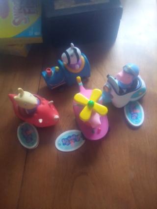 new peppa piggy toys