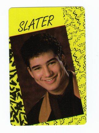 Random Slater Card