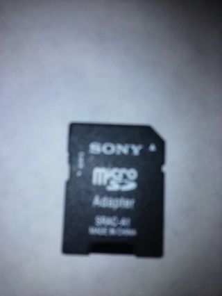 SONY SD and DVDs