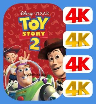 TOY STORY 2 (4K)  MA/VUDU + DMR ONLY !!!!!!!
