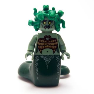 Free: New Medusa Minifigure Building Toy Custom Lego - Building Toys