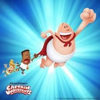 Captain Underpants the First Epic Movie *DIGITAL HD CODE ONLY*