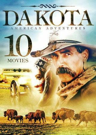 2016 Echo Bridge Dakota American Adventures: 10 Movies DVD Dan Haggerty, James Whitmore-New & Sealed