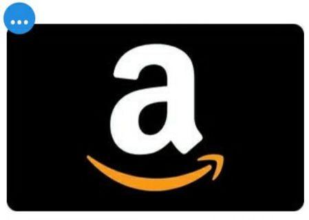 Amazon $3 Gift card