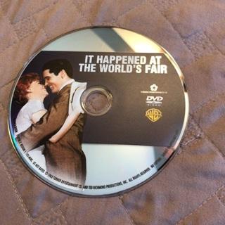 Elvis Presley World's Fair DVD Movie