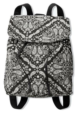 Victoria's Secret PINK MINI backpack paisley new