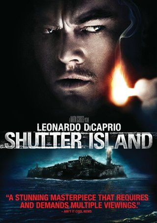 Shutter Island Ultraviolet Movie Code Digital Transfer