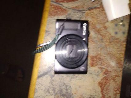 Cannon video camera