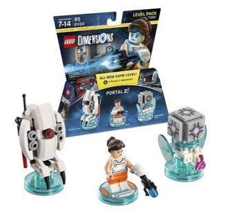 NEW Portal 2 Lego Toys Legos FREE SHIPPING