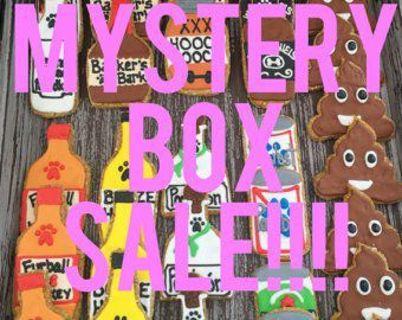 Pet semi mystery box