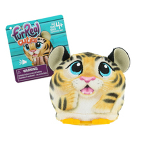 FurReal Cuties Toy with Sound Tabby Cat