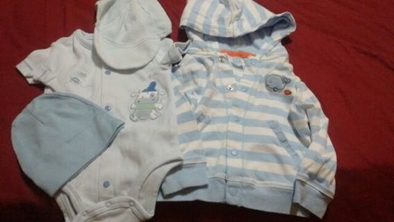 Boys Baby Clothing