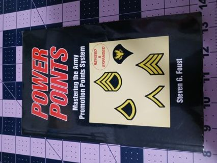 Power Points Military Book