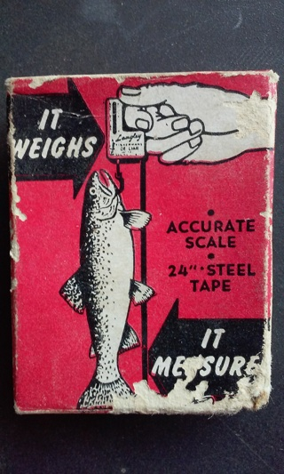 Fisherman's De-Liar from the 1950's