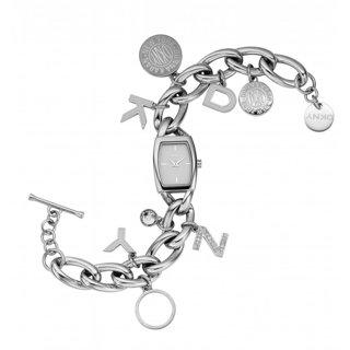 BRAND NEW DKNY Ladies Charm Bracelet Watch