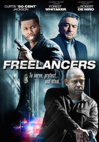 "Freelancers ""HDX"" Digital Movie Code Only UV Ultraviolet Vudu MA"
