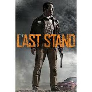 The Last Stand (HDX) VUDU redeem only