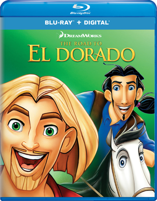 The Road To El Dorado (Digital HD Download Code Only) *Dreamworks Animation* *Family Film*