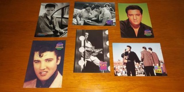 1992 The River Group Elvis Presley SERIES TWO Card Lot #2