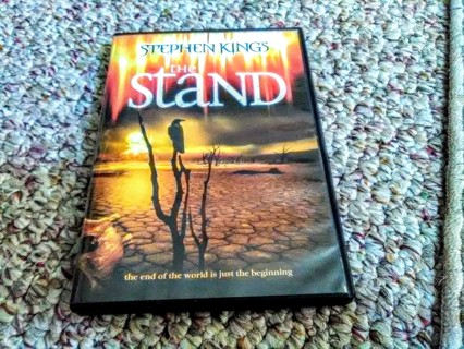 Stephen Kings - The Stand - 2 disc dvd set - 6 Hours