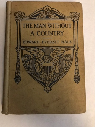 The Man Without A Country Book Antique