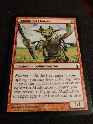 MTG Mudbutton Clanger