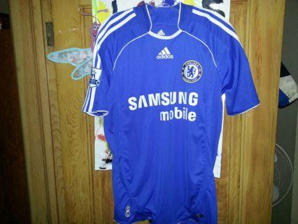 the best attitude 34c7e 487cf Free: Adidas Samsung Mobile/Chelsea Football Jersey/ Shirt ...